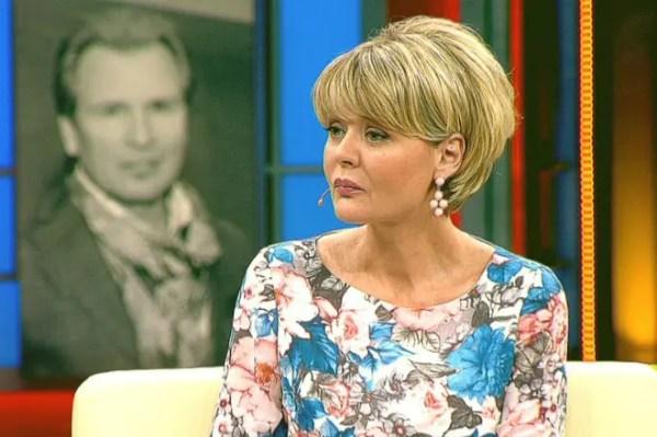 Юлия Меньшова - фото, биография, личная жизнь, программы ...