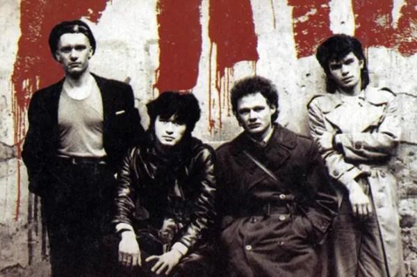 Группа «Кино» – состав, фото, новости, песни, Виктор Цой ...