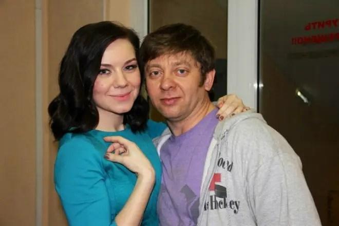 Stephanie-Marian Gurskaya和Dmitry Brekotkin