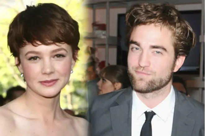 kto je Robert Pattinson datovania 2012