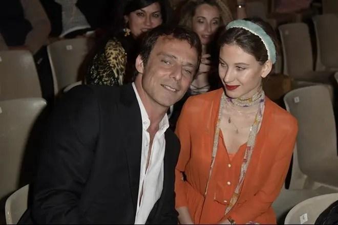 Alessandro Precosia und Greta Carandani