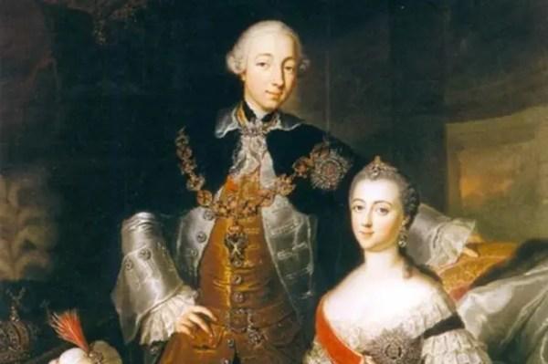 Императрица Екатерина II - портрет, биография, личная ...