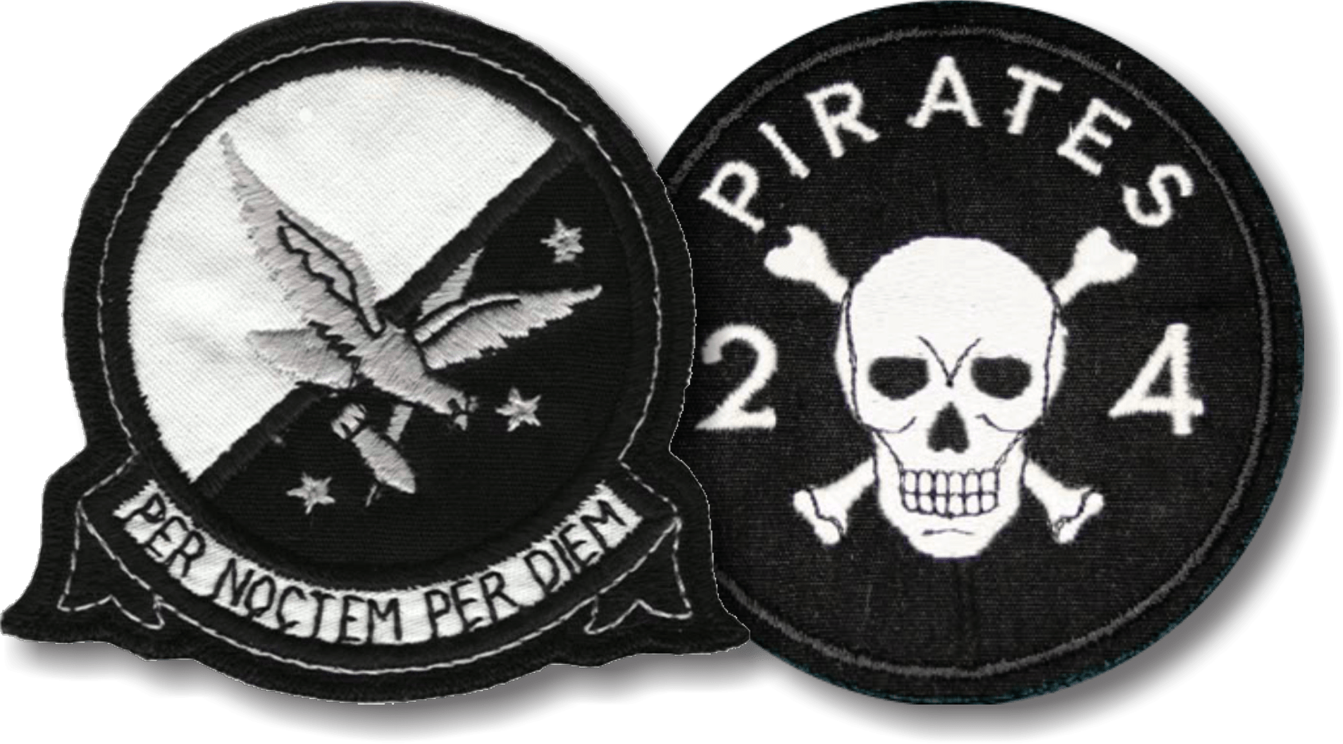 Squadron and Pirates Combined