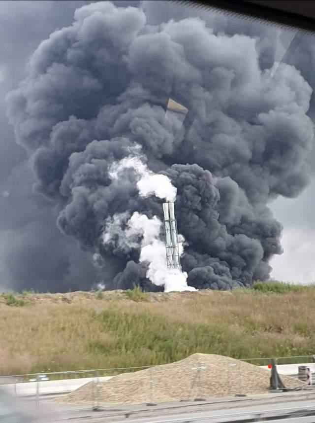 У Німеччині прогримів вибух на хімічному заводі
