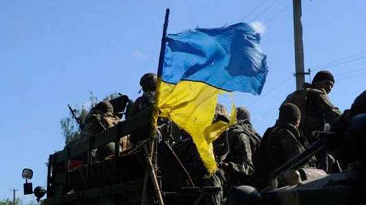 В зоне АТО напряженная ситуация: защитники Украины ...