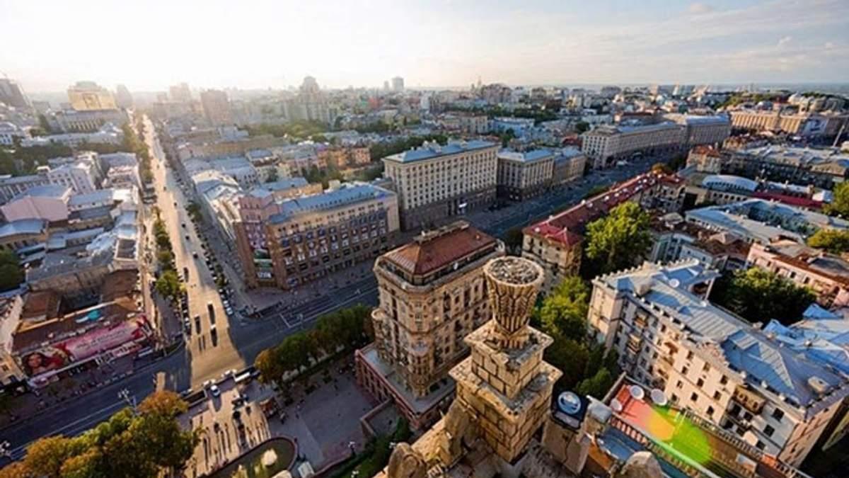 Смотровые площадки Киева и открытые крыши: цена и фото