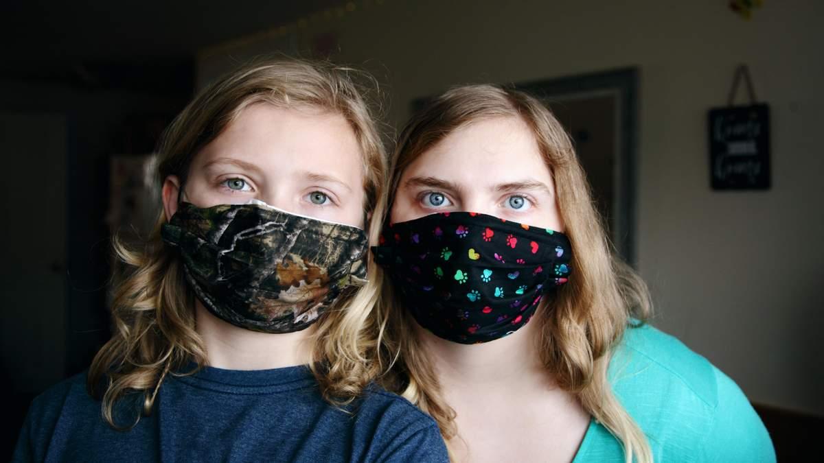 Как правильно носить маску в жару: советы - Новости ...