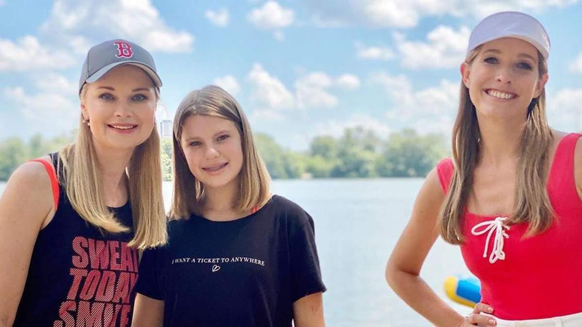 Екатерина Осадчая и Лидия Таран поплавали на сапах: яркие ...