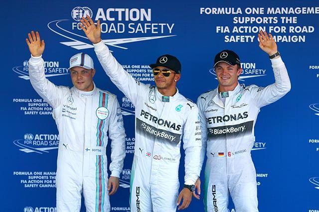 Формула-1: Суббота в Сочи (Фото) - Спорт 24