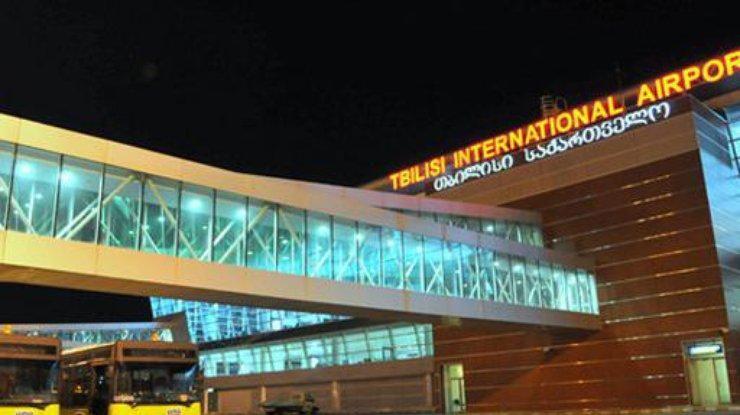 Россиянин в аэропорту Тбилиси отравил людей - 24 Канал