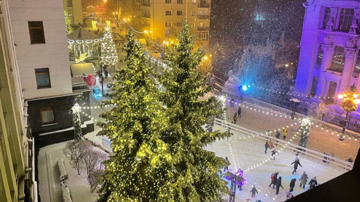 Наконец зима: Зеленский опубликовал заснеженное фото с ...