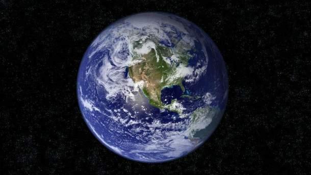 Как выглядит год на Земле из космоса: удивительное видео ...