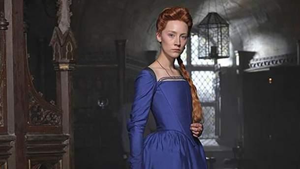 Сирша Ронан в роли Марии Стюарт'Мария – королева Шотландии
