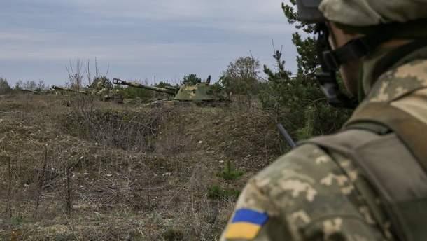 Штаб ООС повідомив про ситуацію на дільницях розведення на Донбасі