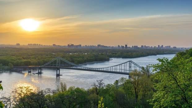 Де погуляти в Києві