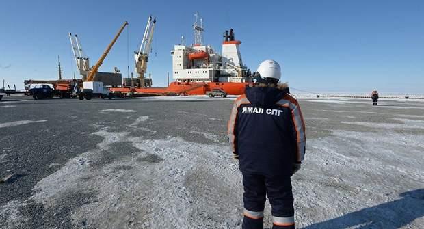 У Північному Сибіру почав діяти термінал для скрапленого газу Yamal LNG