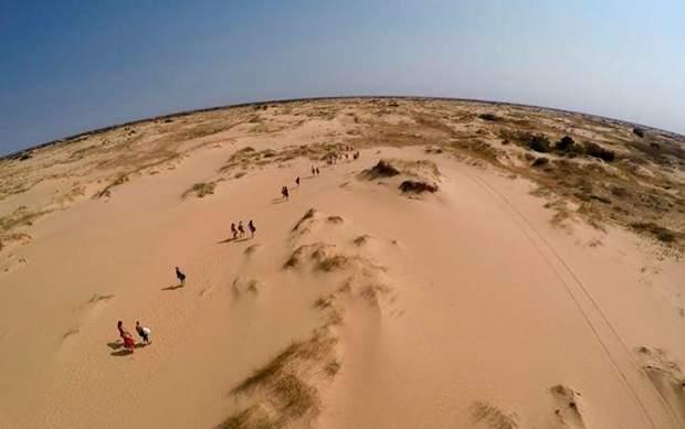 Найбільша пустеля в Європі