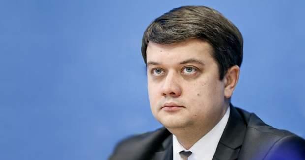 Дмитро Разумков, ЗЕкоманда