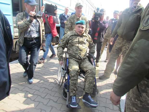 Морський піхотинець Олександр Терстуях