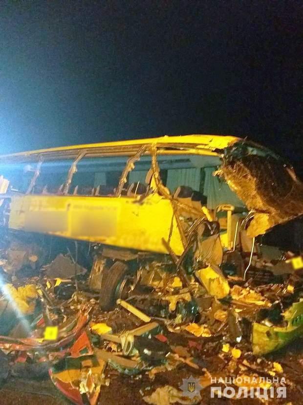 ДТП автобуса Херсон – Москва 16.12.2019: є загиблі – фото