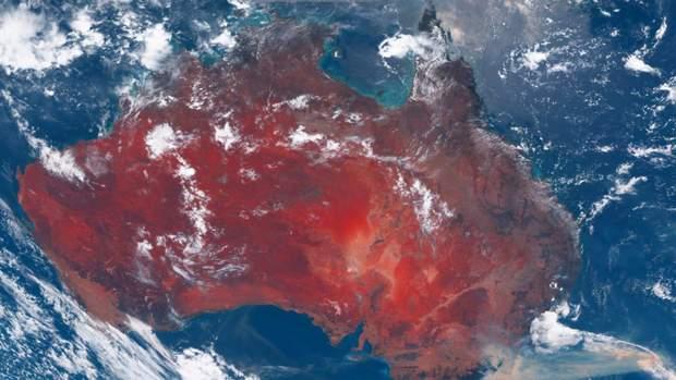 Пожары в Австралии 2020 – фото лесных пожаров на сейчас