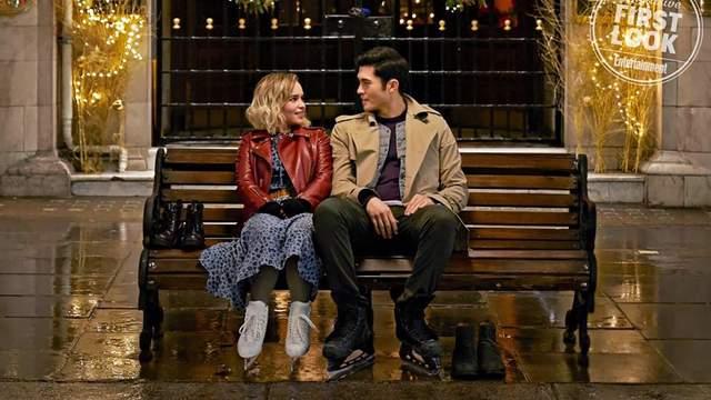 """1192022 - """"Мати драконів"""" Емілія Кларк з'явилася у трейлері фільму """"Останнє Різдво"""": романтичне відео"""