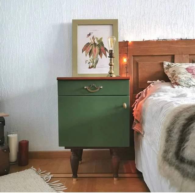 Реставрация советской мебели: фото старых тумб до и после