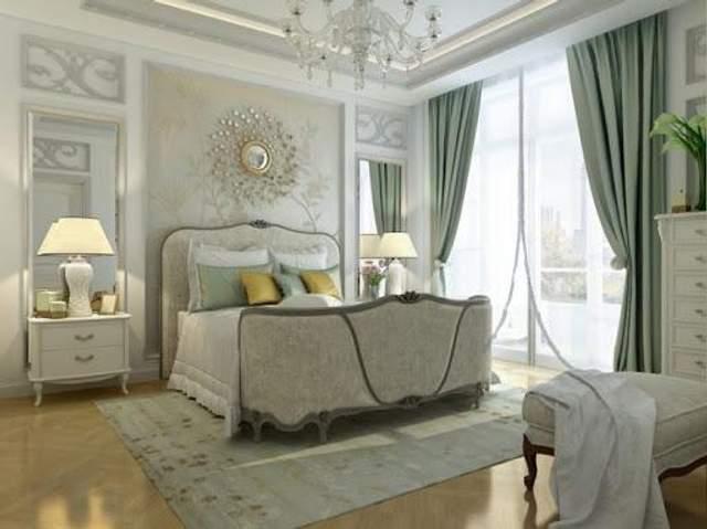 Освещение в спальне: какие нюансы нужно учесть - фото