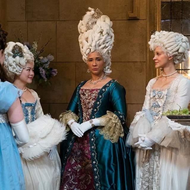 Красота XIX века: как создавали прически и макияж героев ...