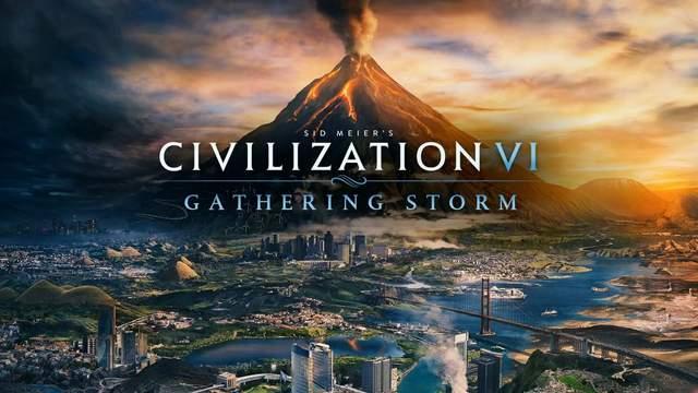 Гра Civilization VI: Gathering Storm – з'явився ...
