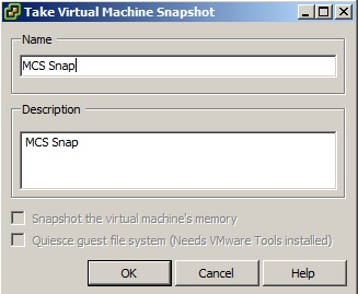 How to Deploy a XenDesktop 7 5 Virtual Machine Using MCS: Part 1