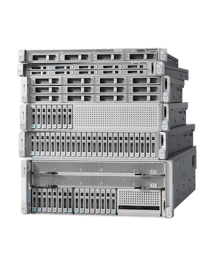 cisco ucs m5 c-series rack server b-series blade server