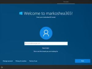 Microsoft 365 Out of the Box experience with Windows Autopilot