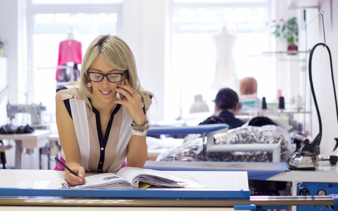 Small Business Woman Microsoft 365