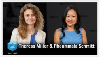Join Theresa Miller and Phoummala Schmitt at VMWorld 2017 on The Cube