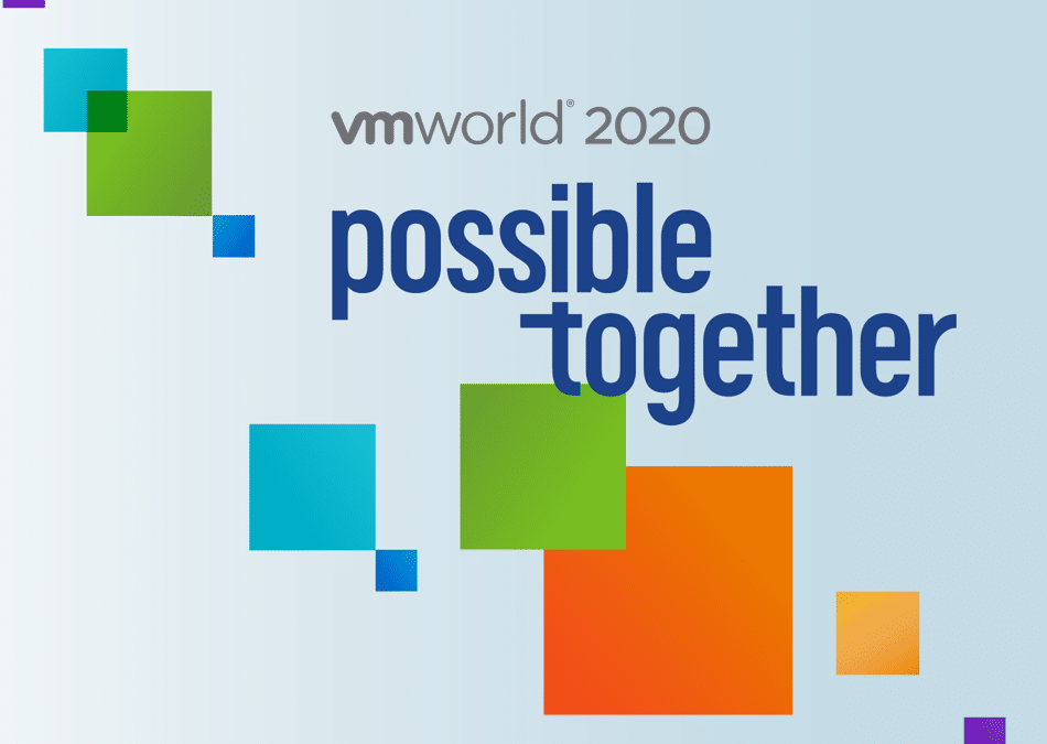 VMworld 2020: Are You Ready?