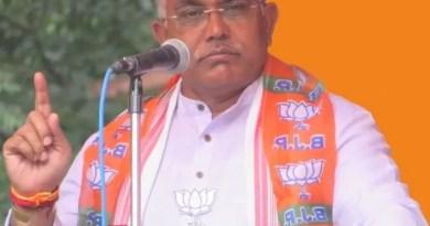 রাজ্য সরকার চায় JMB জঙ্গিরা আসুক, তারা TMC-কে জেতাবে ! মন্তব্যে দিলীপ ঘোষের