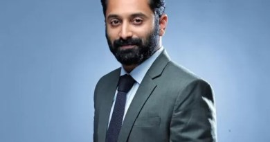 """""""My next release, Malik is for theatres only"""" – Fahadh Faasil : Bollywood News - Bollywood Hungama"""