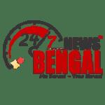 24x7 News Bengal Logo