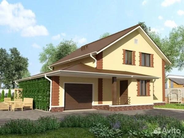 Проект частного дома купить в Томской области на Avito ...
