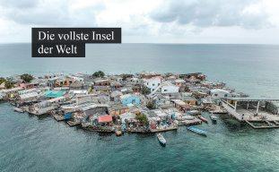 Vollste Insel der Welt