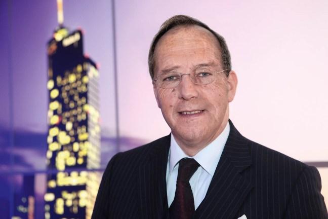 Hans Volkert Volckens, ehemals CFO bei der CA Immo