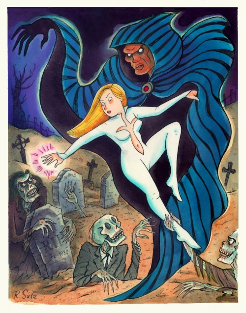 cloak and dagger richard sala