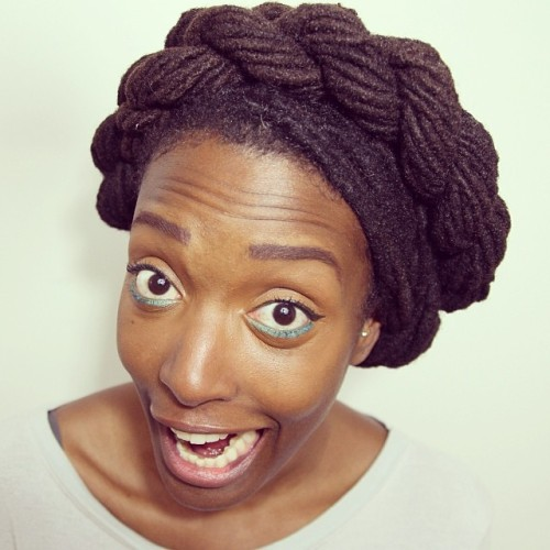 101 Ways To Style Your Dreadlocks Art Becomes You