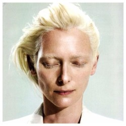 "Tilda Swinton // ""I live on another planet, fortunately, and we do things differently there."""