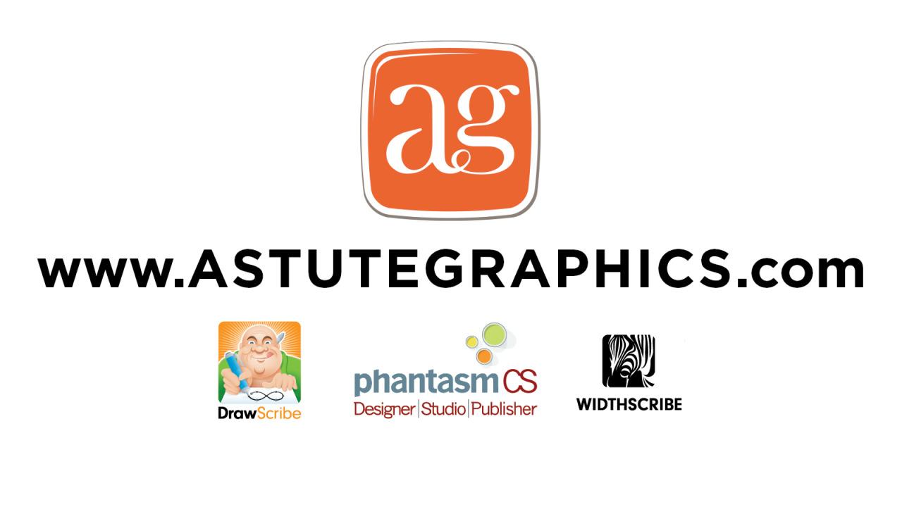 AG DrawScribe PhantasmCS WidthScribe