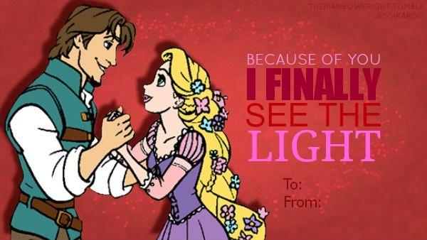 Love Tangled Disney Rapunzel My Stuff Couples Ariel