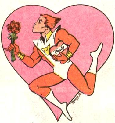 starfox eros valentine