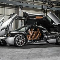 Automotive Masterpiece: Pagani Huayra
