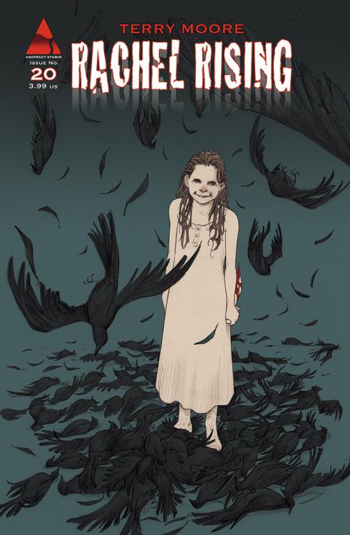 rachel rising #20 cover